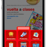 Cualit E-Commerce Mobile Features Menu