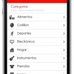 Cualit E-Commerce Mobile Product Category Browsing