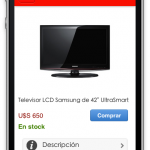 Cualit E-Commerce Mobile Product Detail