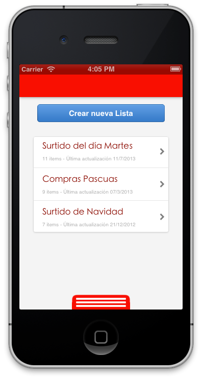 Cualit e commerce mobile whishlists cualit for E commerce mobili