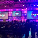 WebSummit main stage