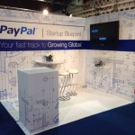 PayPal stand WebSummit 2013