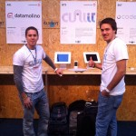 Cualit Founders @ WebSummit 2013