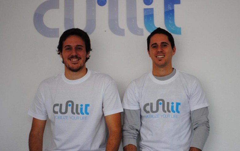 Cualit founders - Federico and Martín Pérez