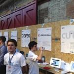 Cualit Team @ Web Summit Stand