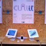 Cualit Web Summit Stand