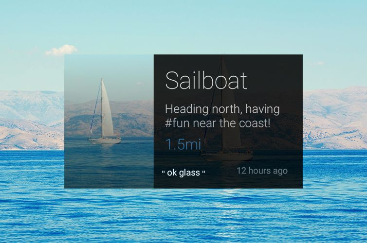Sightseaing, the #1 App for Sea related Events.