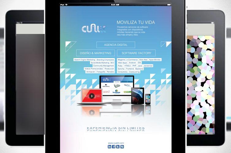 Cualit's Cloud Magazine Service