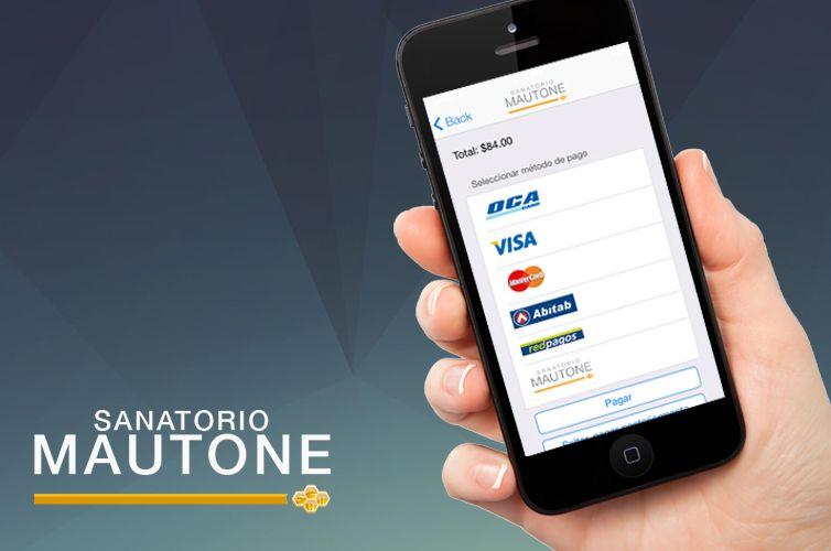 Sanatorio Mautone App