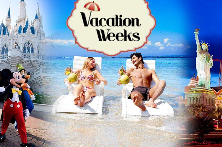 Promo HD: Vacation Weeks