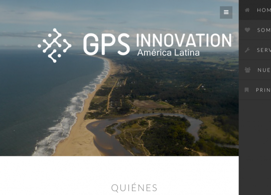 GPS-Innovation-America-Latina-Home