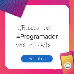 Cualit Programador Web y Móvil