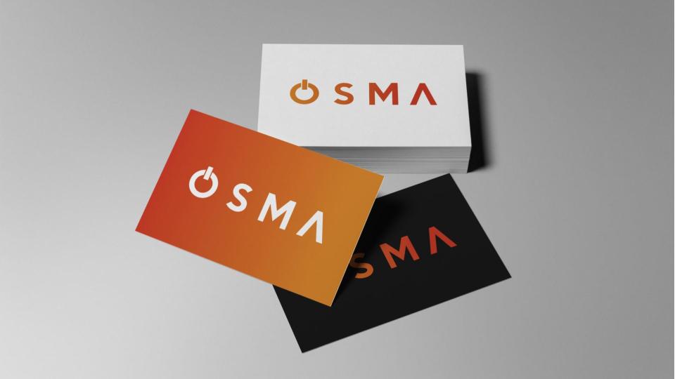 O S M A - Logotipo final