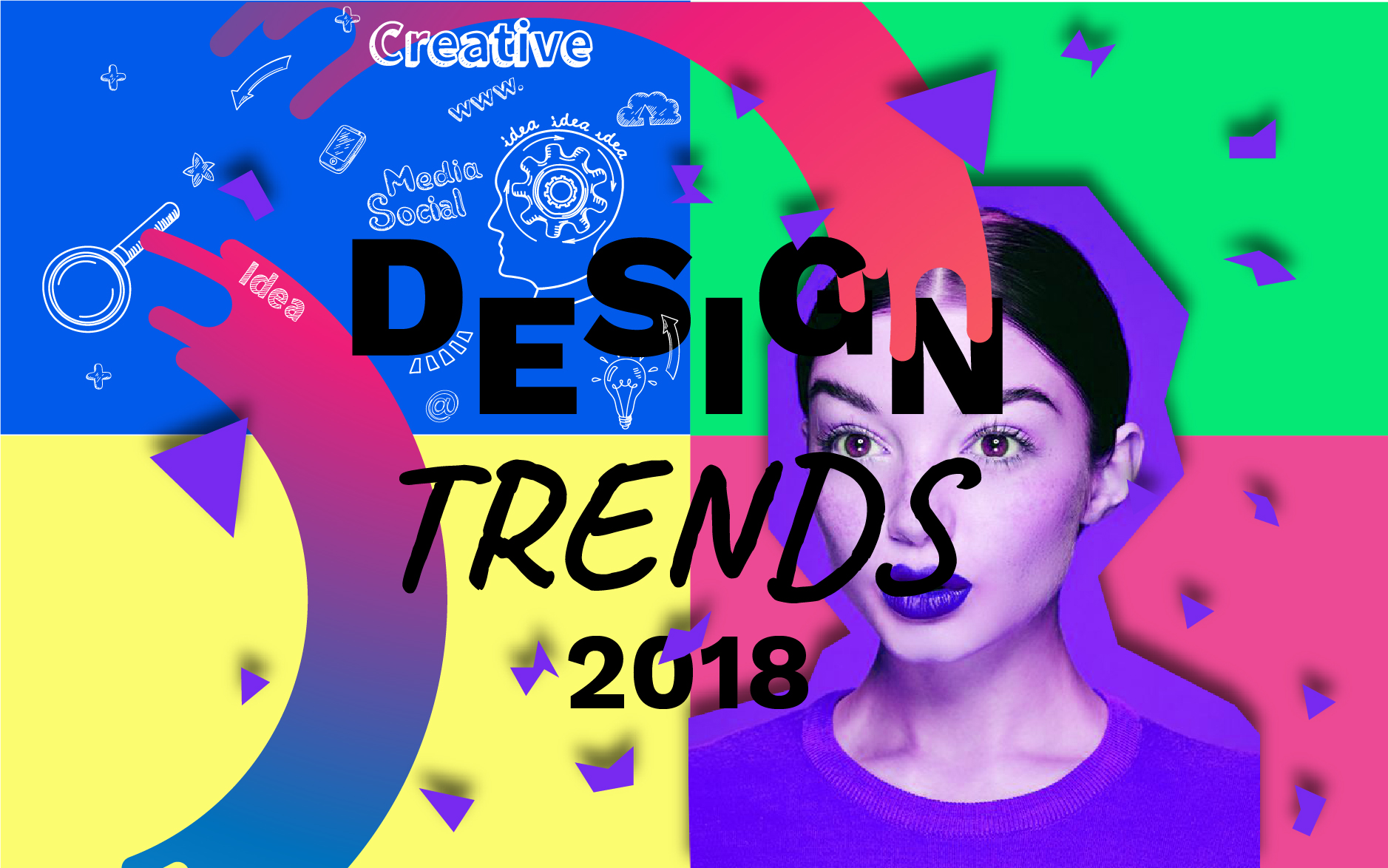 Our Guide For 2018 S Design Trends Cualit