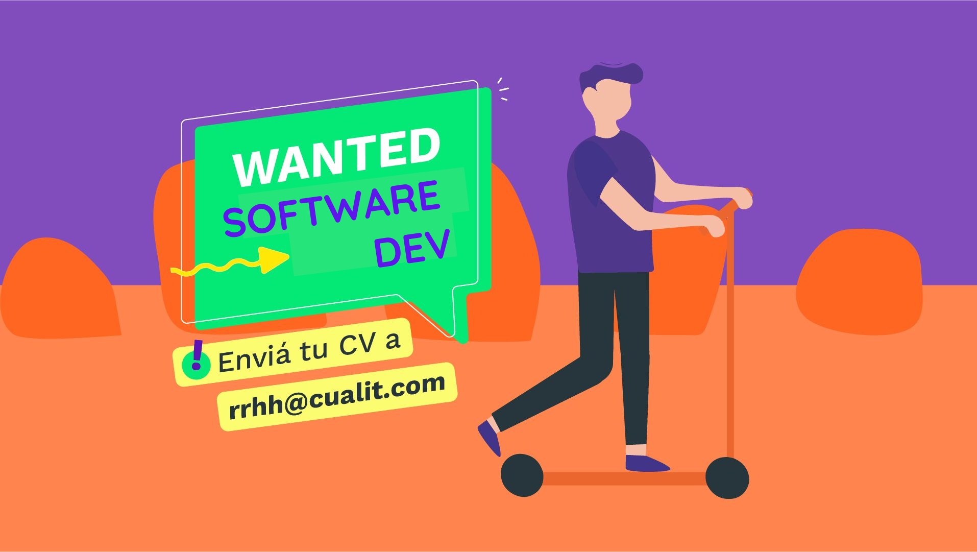 Wanted Software Dev