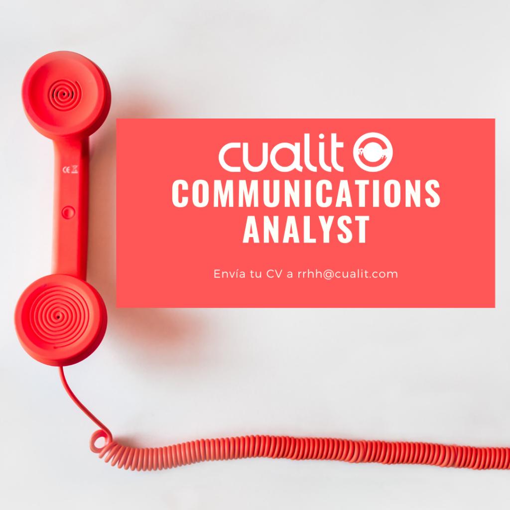 Communications Analyst