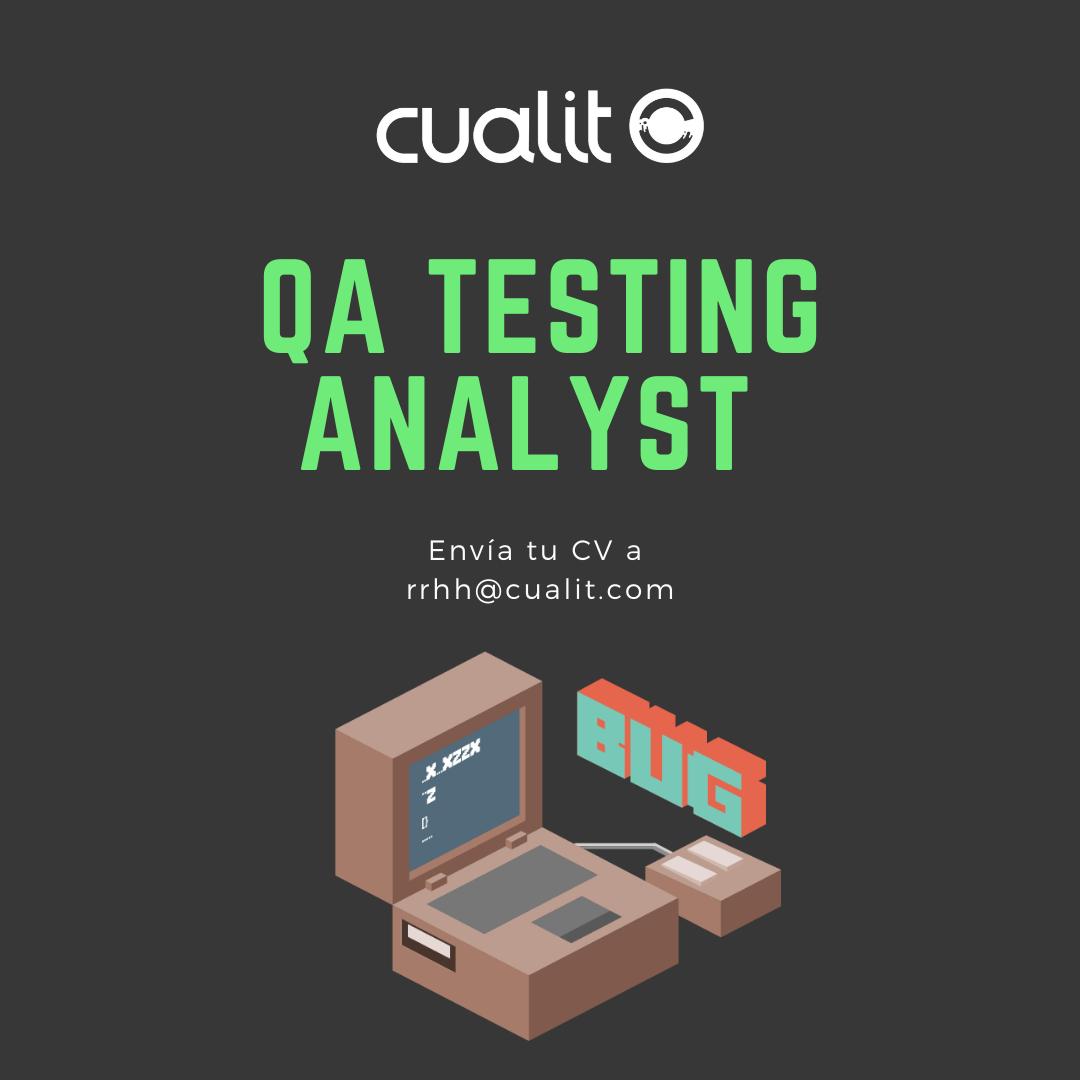 QA Testing Analyst