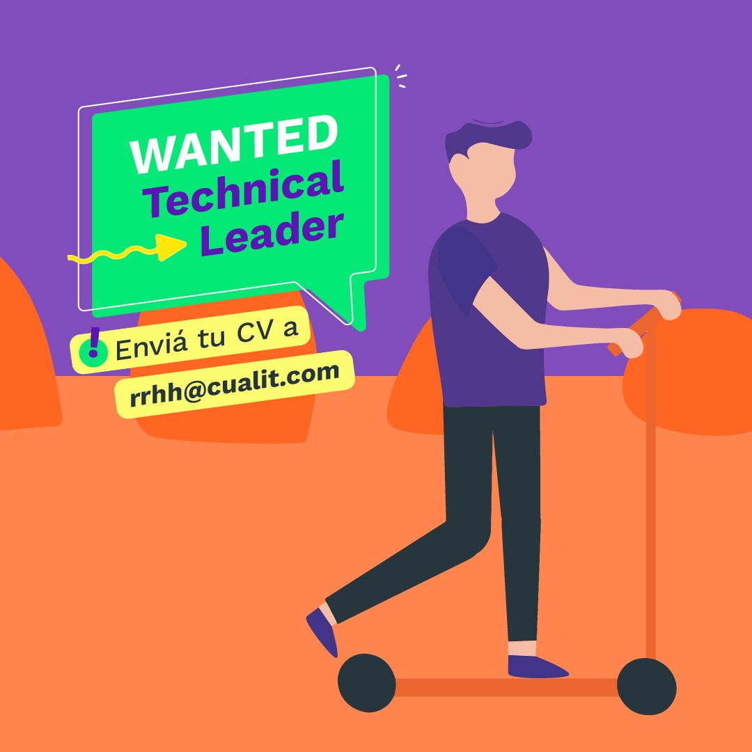 Wanted Technical Leader